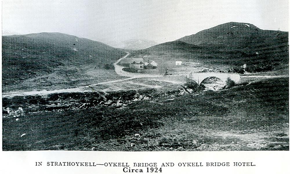 The Oykel Bridge Hotel